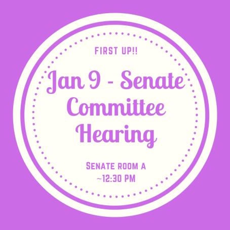 January 9 Senate P&E-2